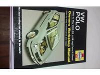 Haynes Manual VW Polo 2002 till 2005