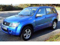 Suzuki Grand Vitara DDIS (blue) 2007