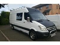 Mercedes Sprinter LWB Low Mileage