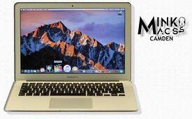 " 13"" Apple MacBook Air 1.7Ghz Core i7 8GB 250SSD Adobe Lightroom Photoshop Final Cut Pro X AutoCad"