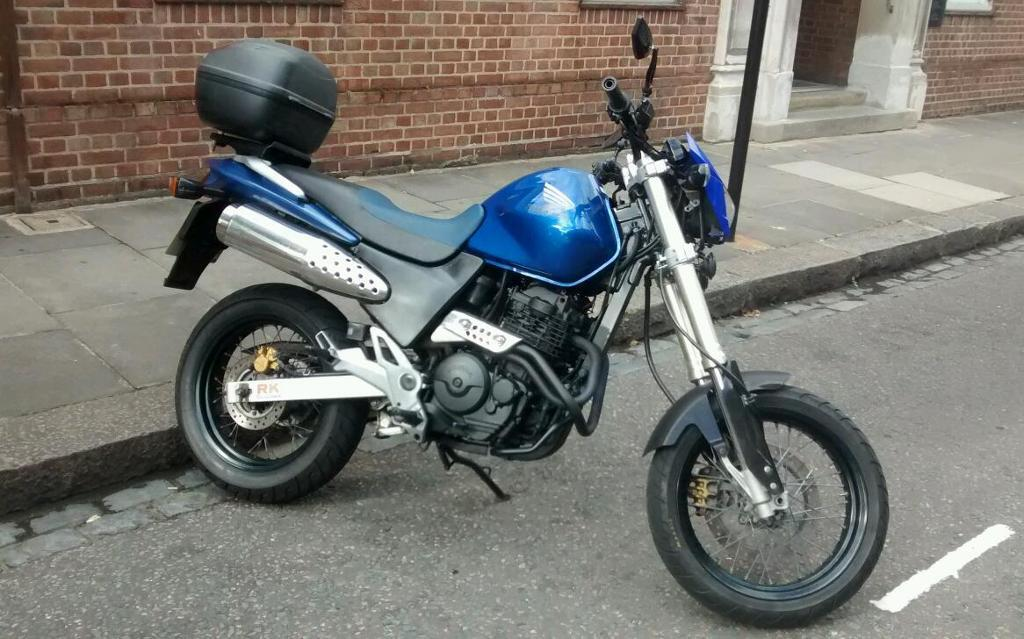 honda fmx 650 vigor fx 650 y in chelsea london gumtree. Black Bedroom Furniture Sets. Home Design Ideas