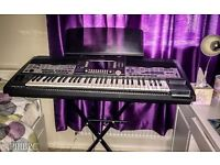 Yamaha PSR 9000 Professional Keyboard with Stand