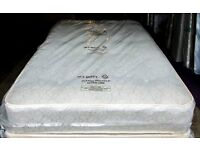 Luxury tufted Double Mattress Brand New and Wrapped.