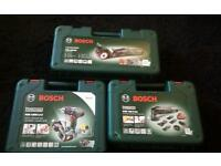 Bosch tool set * new and boxed* rrp £300
