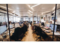 MODERN OFFICE DESK SPACE FOR RENT IN SOUTH BANK-LONDON