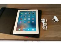 Ipad 2 (16gb) with case and original charger.