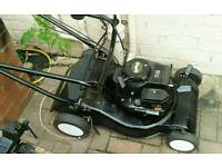 Self propelled lawnmower £50