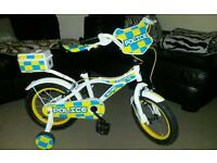 Bike for child 45 pounds(ono)