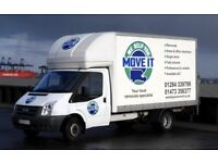 Local Man and Van service by professional, fully insured removal company at affordable prices.