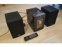 Mini Hi-Fi JVC UXG110 excellent condition