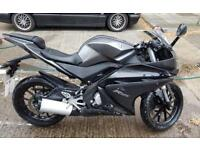 YAMAHA YZF-R125 R125 BREAKING ALL PARTS AVAILABLE 2014-2017 ABS AND NON ABS