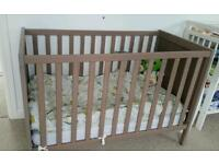 Ikea Cot Bed with Mattress