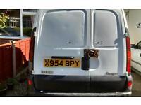 Renault kangoo van diesel spares or repair