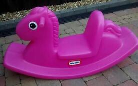 Little tikes Pink Rocker