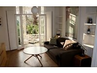 Gorgeous period 2 bed with large garden and balcony just off Clapham High St