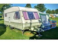 ABI Marauder Vintage Caravan