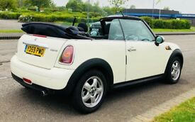 Mini convertible (2009 model) px welcome