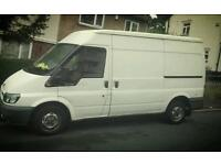 Transit spares or repair t280 mwb