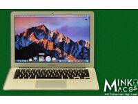 "13"" Apple MacBook Air 1.86Ghz 2GB 121GB SSD Microsoft Office 2016 Logic Pro Ableton Final Cut Pro X"