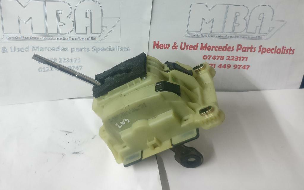 Mercedes W203 203 C Class Automatic Auto gear selector shifter module | in  Moseley, West Midlands | Gumtree