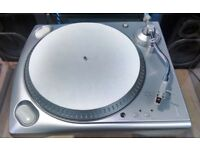 ION TTUSB Silver Turntable
