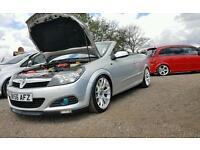 vauxhall twintop vxr #show car # modified # fast # bargain