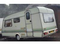 elddis shamal xl caravan 4 berth bargain
