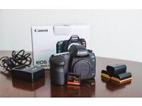 Canon 5D Mark II With Speedlite 580EXII Kit & Accessories