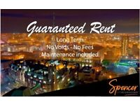 LANDLORDS! Long-Term Guaranteed Rent in Coventry- enjoy complete peace of mind
