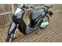 Yamaha why yh50 50cc moped