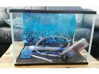 Fish tank, 10litre