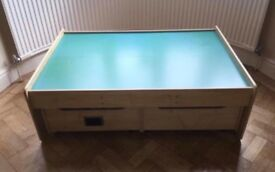 Play Table & Storage