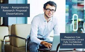 Chemistry dissertation proposal