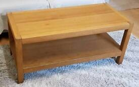 Oak coffee table - Laura Ashley
