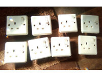 Electric Sockets and light switches