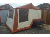 Conway gazelle trailer tent
