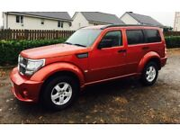 DODGE NITRO 2.8 CRD *FULL SERVICE HISTORY** IMMACULATE*