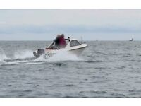 Rhyds 490HT 16foot Day/Weekend/Fishing/Pleasure boat + Yamaha 60HP 4 Stroke + 4HP Aux Engine