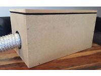 Sound Proof Box for Antminer Style ASIC S9/L3/D3/V9