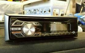 Pioneer DEH-150MP car audio