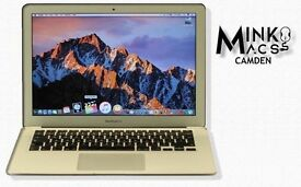"2015 13"" Apple MacBook Air i5 1.6Ghz 4GB 121GB SSD Final Cut Pro X Aperture AutoCad Microsoft Office"