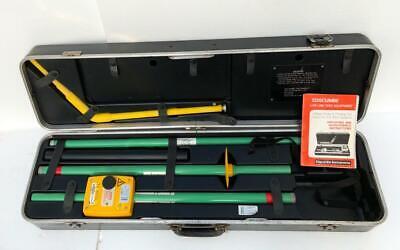 Metrohm Llt 11 Kv High Voltage Live Line Tester Proving Unit Is Missing