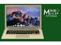 "13"" Apple MacBook Air Dual Core 1.86Ghz 2GB 121GB SSD Coral Cad Logic Pro Microsoft Office 2016"