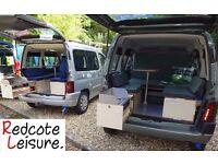 RENAULT CITROEN PEUGEOT MICRO CAMPER DIESEL 2 BERTH SMALL COMPACT MOTORHOME DIESEL (5 TRAVEL SEATS)