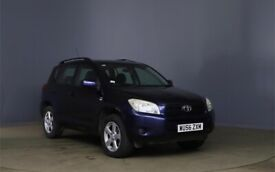 2006 TOYOTA RAV-4 2.2 D-4D XT3 5DR MANUAL + 12 MONTHS MOT + WOW TOP PEDIGREE