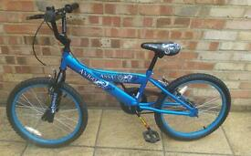 "Boys 20"" bike exelent condition"
