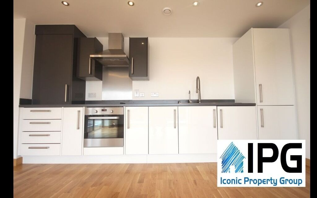 Stunning Brand New Two Double Bedroom Two Bathroom With Underground Parking Burnt Oak Station