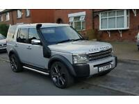 Landrover discovery 3 2.7 v6 stunning example