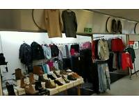 Job lot ladies clothing and shoes