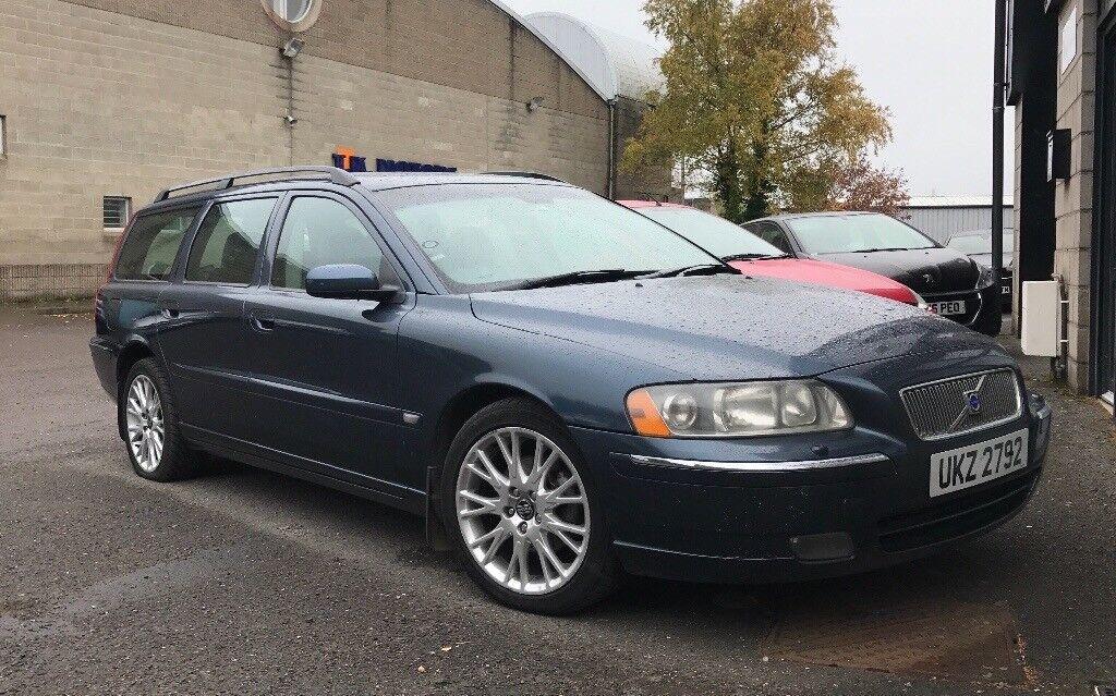 2004 Volvo V70 D5 SE